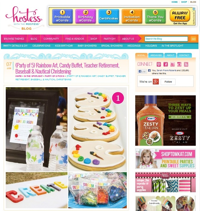 hostess feature