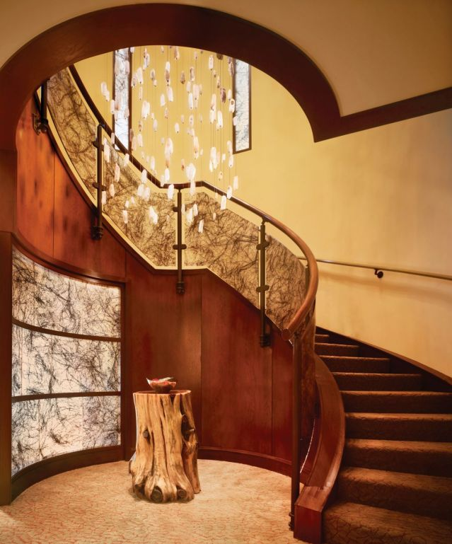 Spa Staircase
