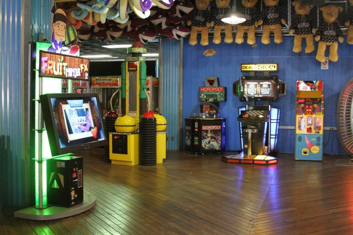 Seaworld Game Center The Storibook