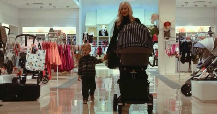 He Or She A Neiman Marcus Baby Gender Reveal The