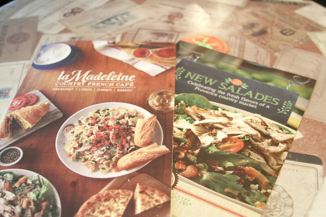 Lunch at La Madeleine ($50 Gift Card GIVEAWAY) - the sTORIbook