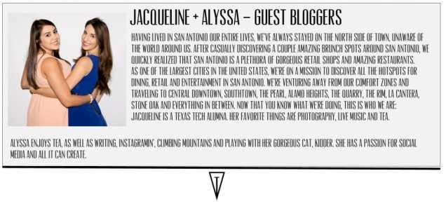 fashion blogger guest post