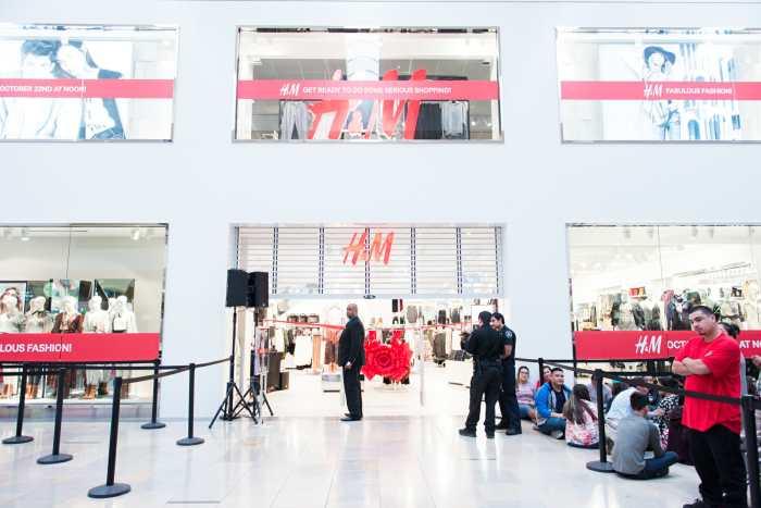 H&M Northstar Mall