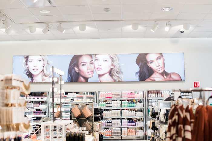 H&M Beauty Department