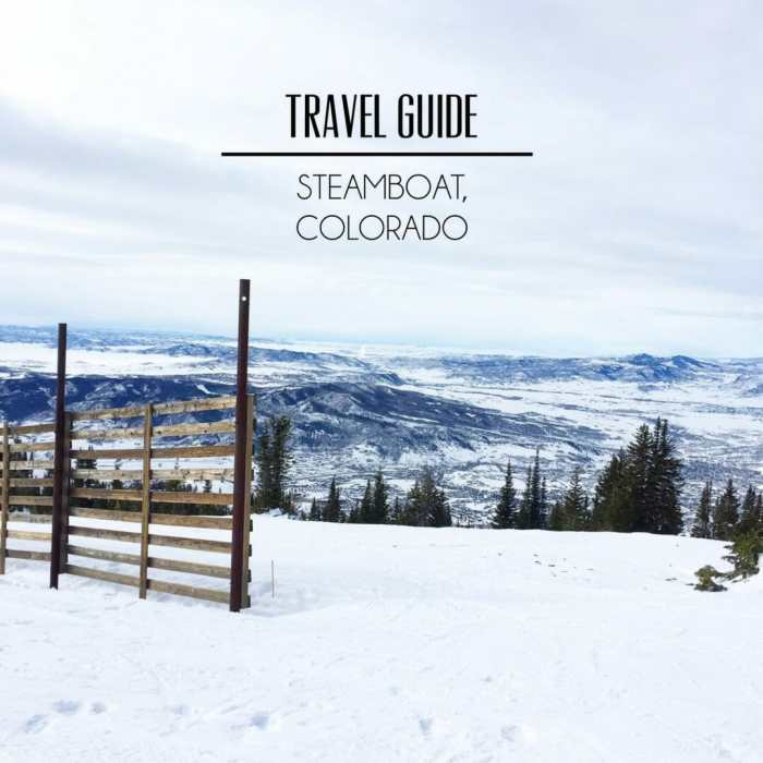 Travel Guide Steamboat Colorado