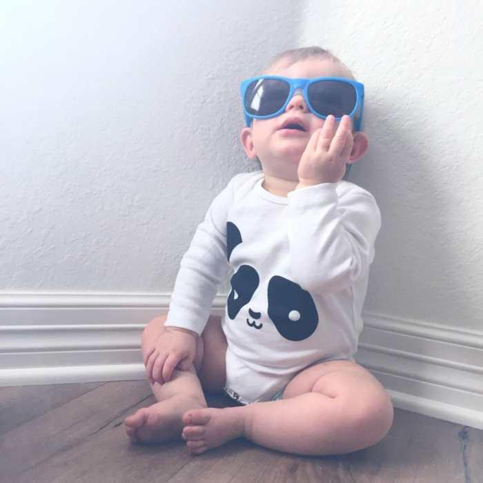 stylish baby