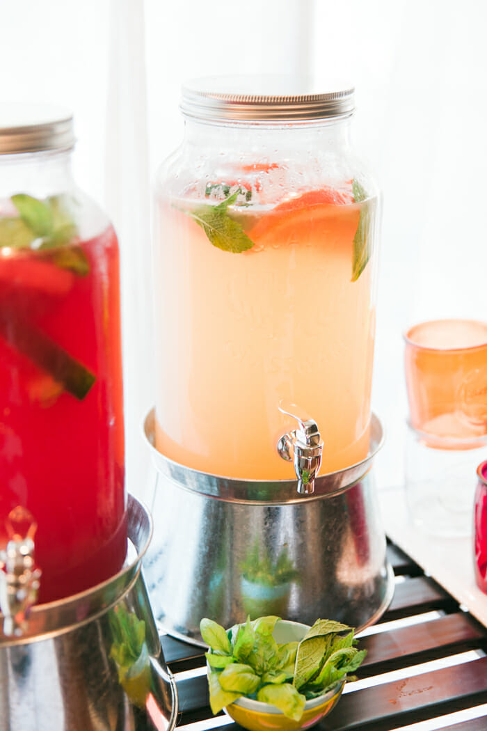 Agua Fresca Bar with At Home-3