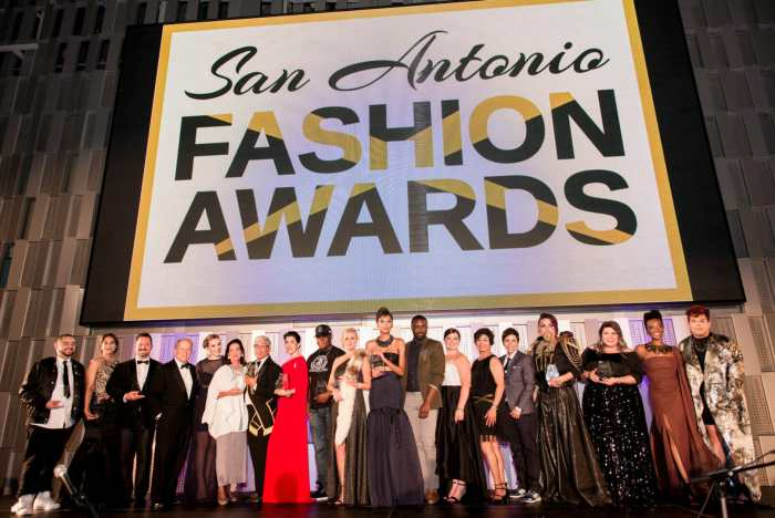 2016 san antonio fashion awards