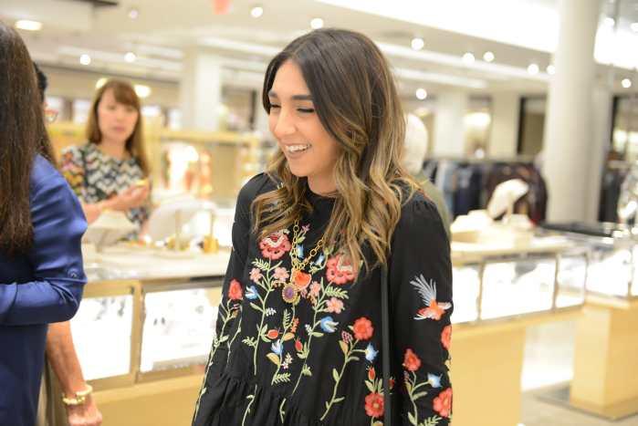 Dina Mackney Jewelry Fall 2016 Trunk Show