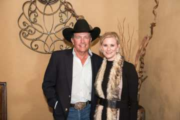 george strait and tori johnson