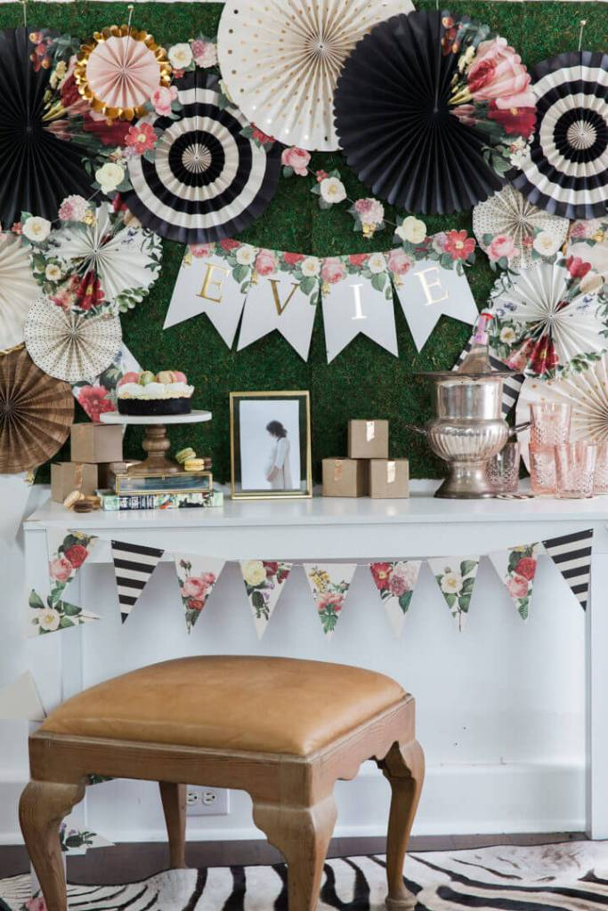 Blooming Floral Baby Shower