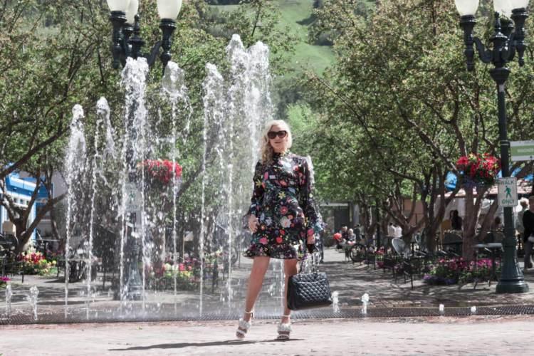 aspen colorado fashion blogger