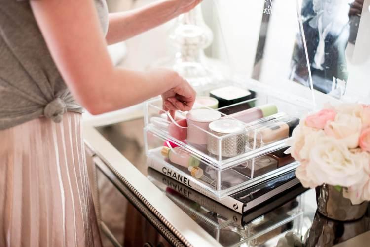 makeup organizer Boxy Girl