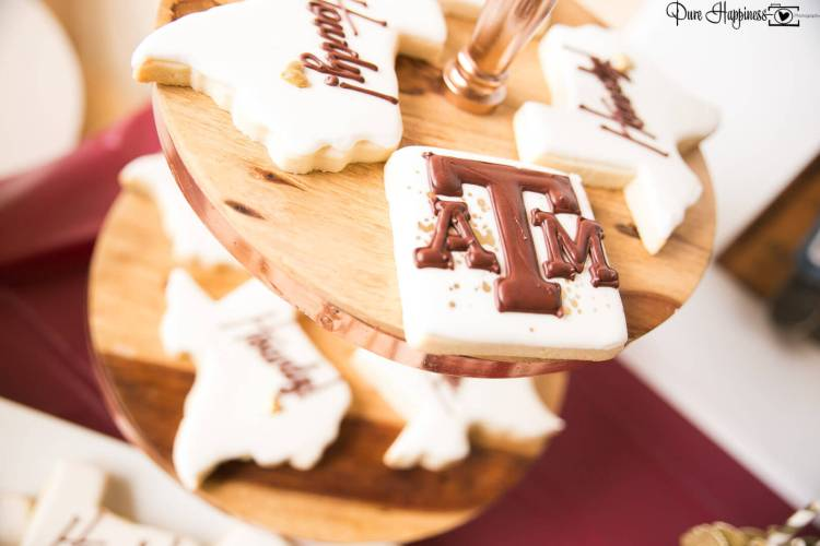 Aggie cookies