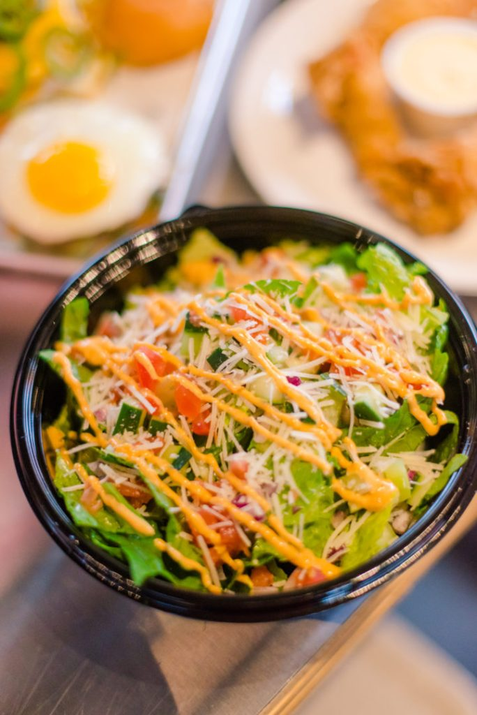 burgerim salad