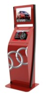 Kiosks - Promoting Products and Services