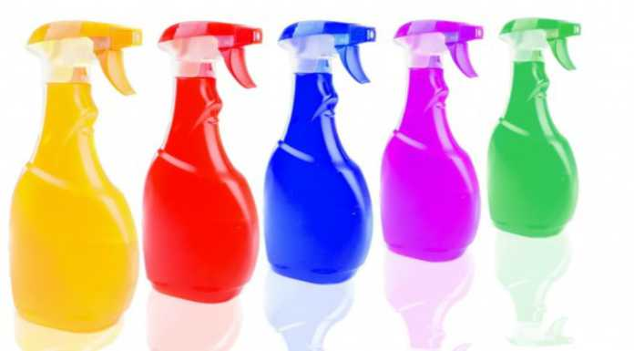 Common household cleaner linked to respiratory infections in children