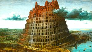 foreign language in dialogue - a tower of babel?