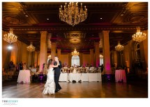 Persian Terrace Hotel Wedding Syracuse