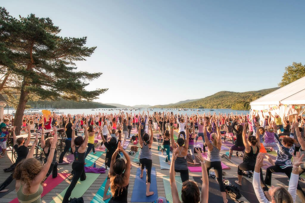 Find your True North at Tremblant Wanderlust Festival