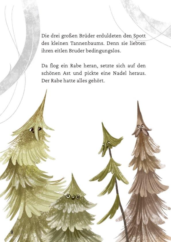 Der Baum und das Mädchen S9