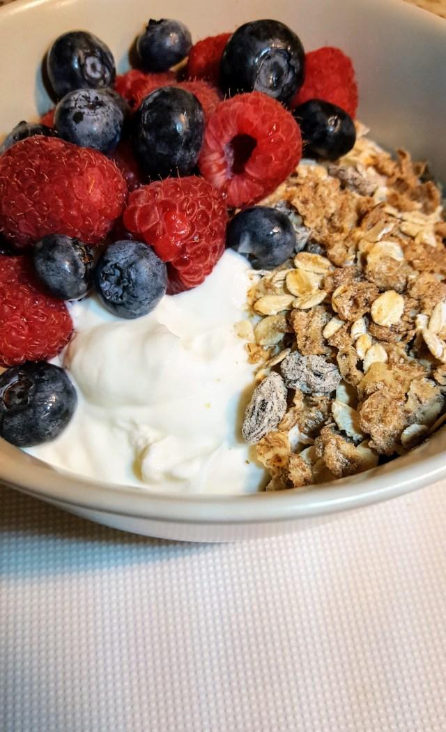 Homemade Yogurt Parfait