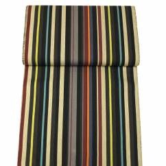 Deck Chair Sling Replacement Table Chairs Argos Black Stripe Tea Towels | Striped Teatowels Shooting Stripes The Company Uk