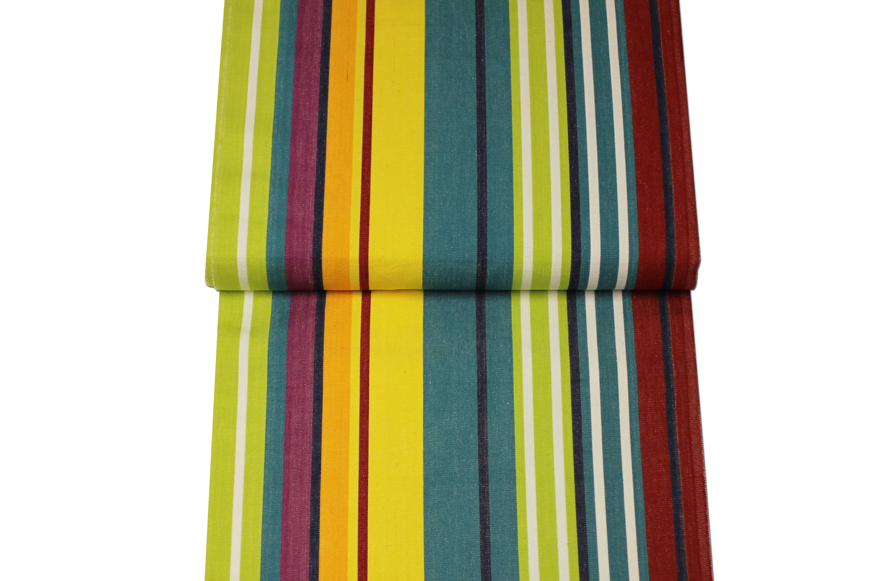 deck chair sling replacement brown parsons chairs slings the stripes company united states turquoise aerobics