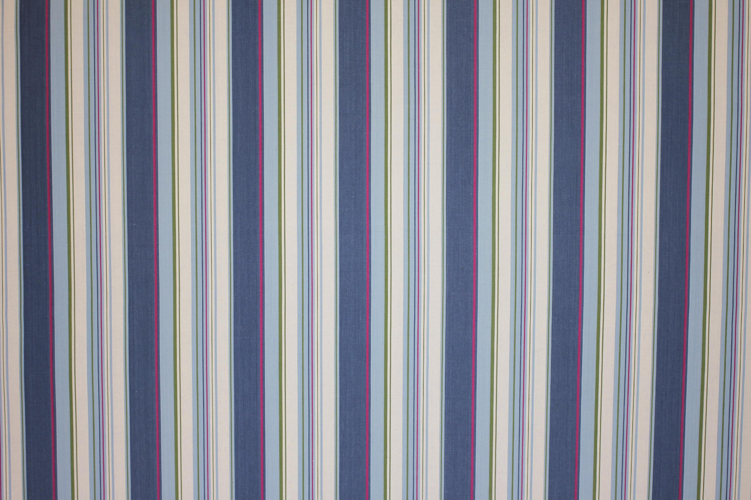 fabrics for chairs striped high quality dining room petrol blue stripe cotton curtain upholstery