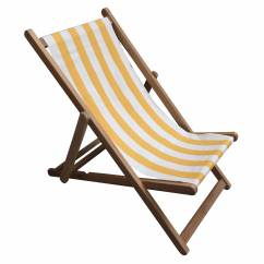 Deck Chair Images Grey Damask Covers Deckchairs Buy Folding Wooden Chairs The Stripes Company Yellow And White Stripe