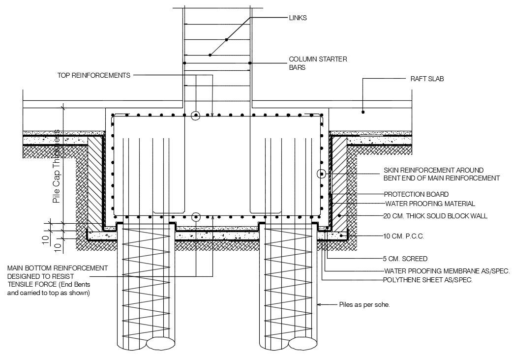 Tower Crane Foundation Design Calculation Example