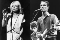 Talking Heads members once tried to get Debbie Harry to ...