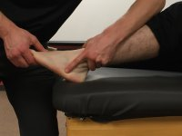 Tarsal Tunnel Syndrome Test