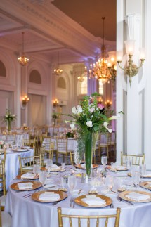 Georgian Terrace Hotel Atlanta Wedding