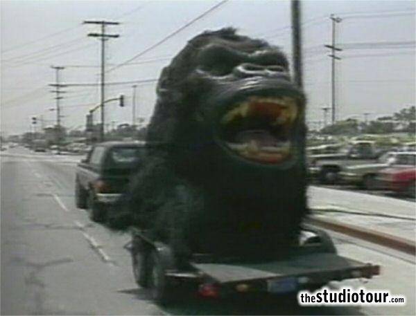 the studiotourcom  King Kong  Universal Studios Hollywood