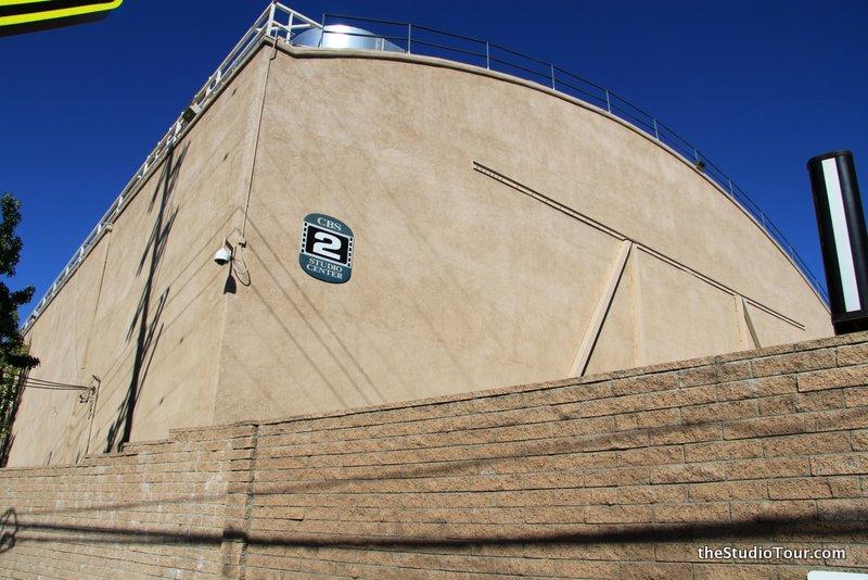 CBS Studio Center  theStudioTourcom
