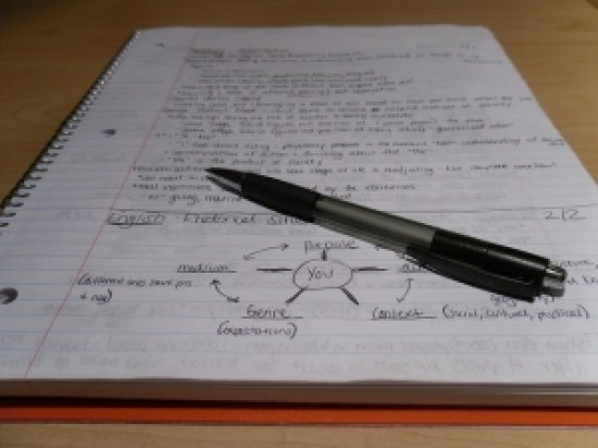 How to write amazing study notes!