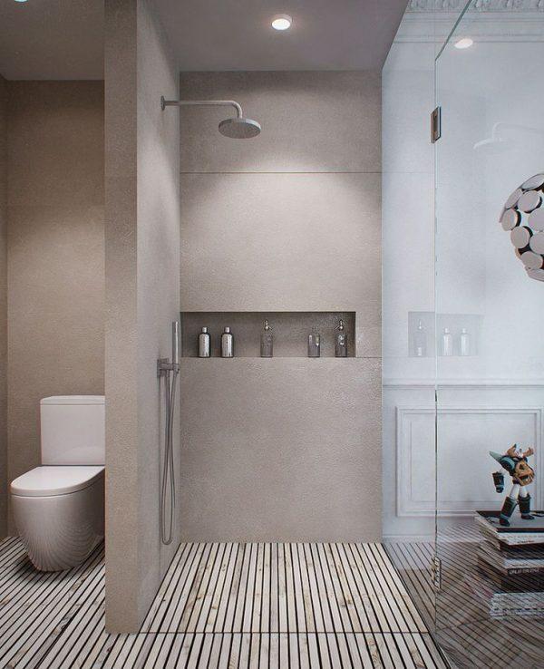 Nisje in de badkamer  THESTYLEBOX