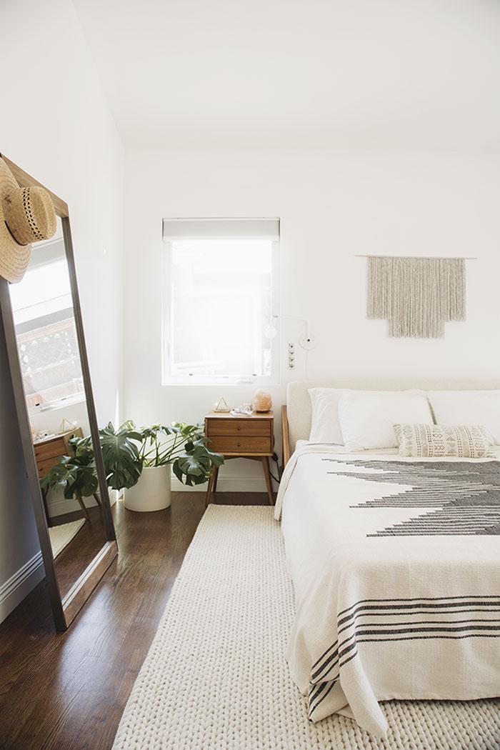 25x Grote spiegel slaapkamer ideen THESTYLEBOX
