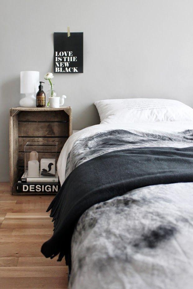 10x nachtkastje slaapkamer  THESTYLEBOX