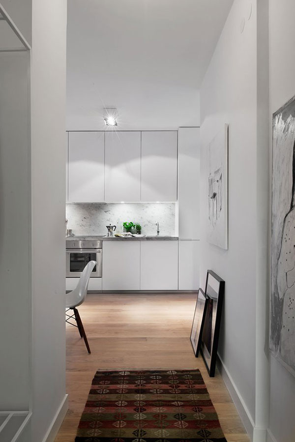 Inrichting klein appartement van 39m2  THESTYLEBOX