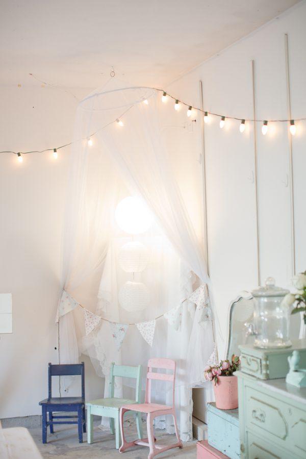 Lichtslinger in de kinderkamer  THESTYLEBOX