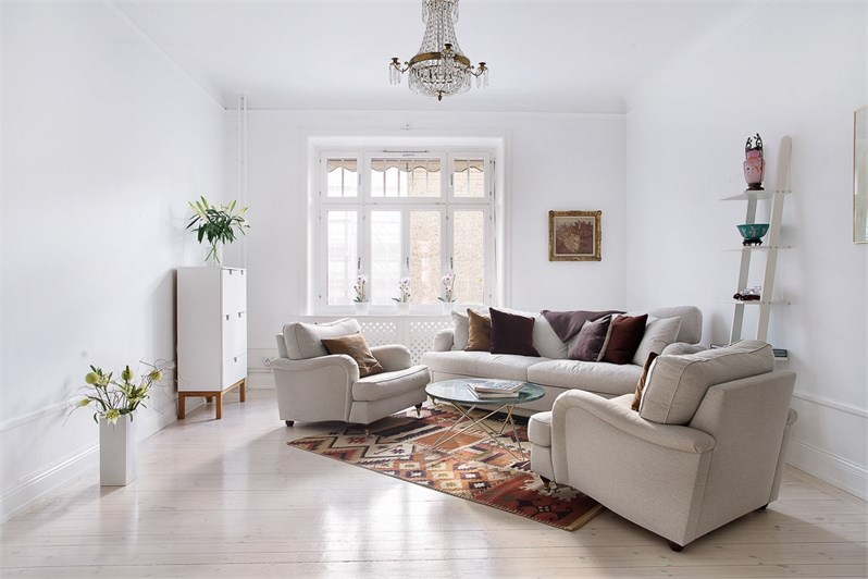 Scandinavischklassiek appartement  THESTYLEBOX