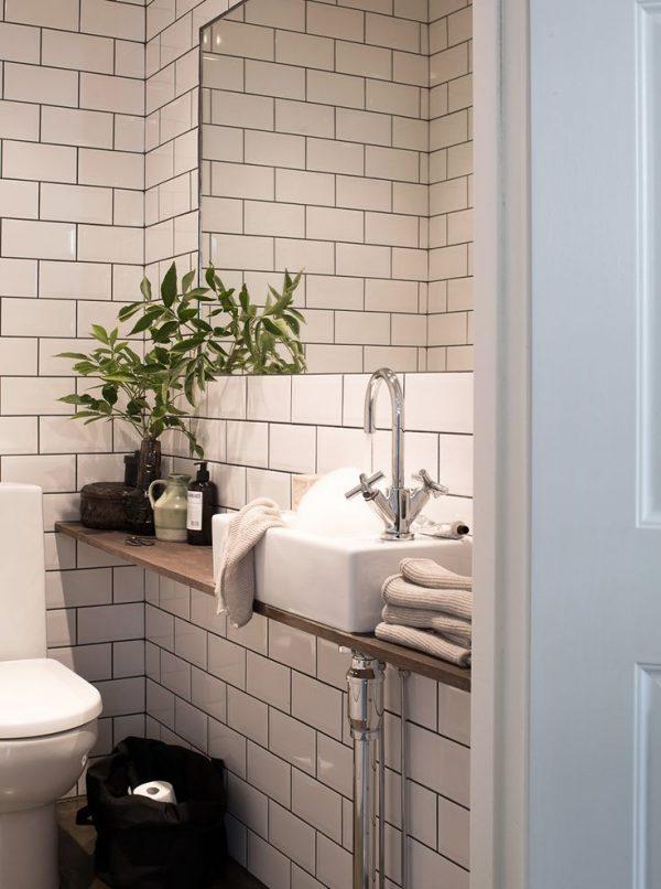 Kleine badkamer  THESTYLEBOX