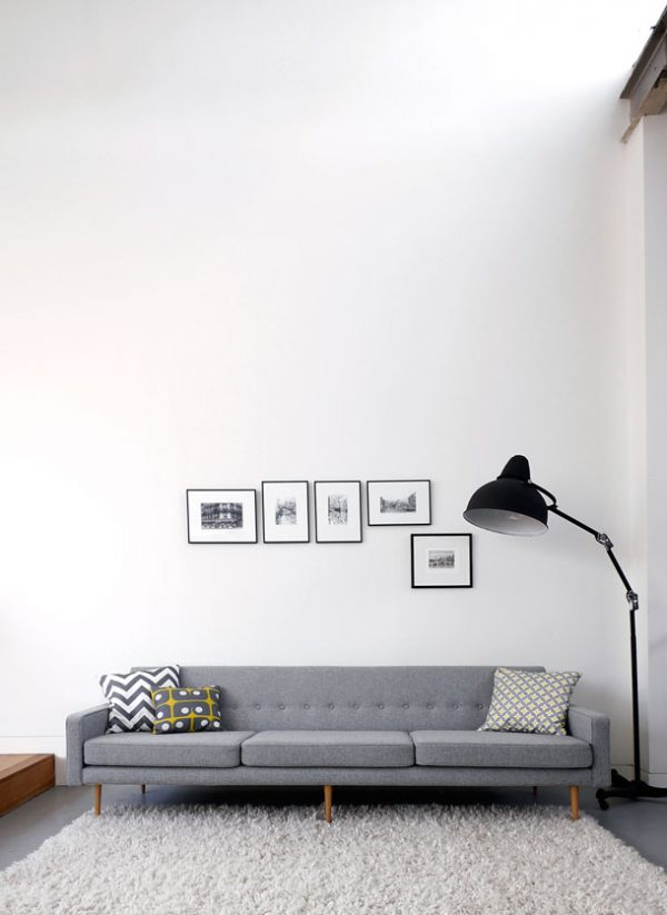 Lamp woonkamer  THESTYLEBOX