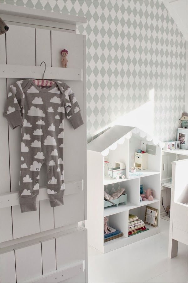 Kinderkamer behang  THESTYLEBOX
