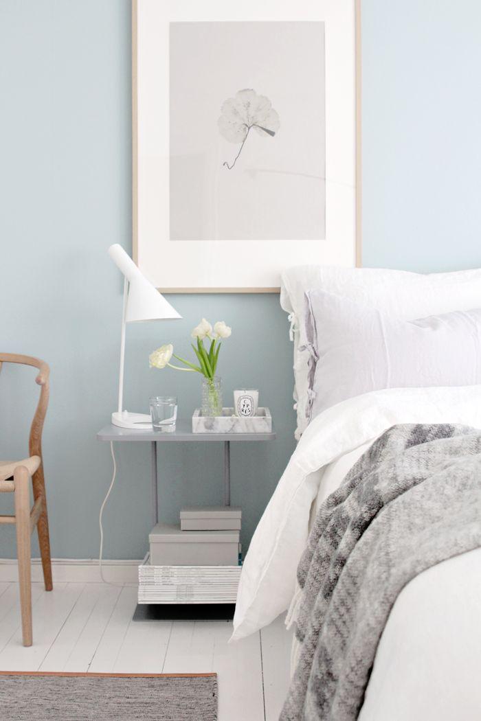 Pastel in de slaapkamer  THESTYLEBOX