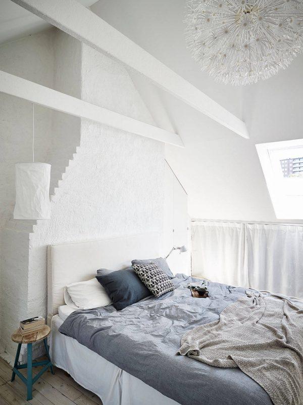 Binnenkijken licht Zweeds huis  THESTYLEBOX
