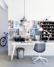 Werkplek In De Woonkamer - Thestylebox