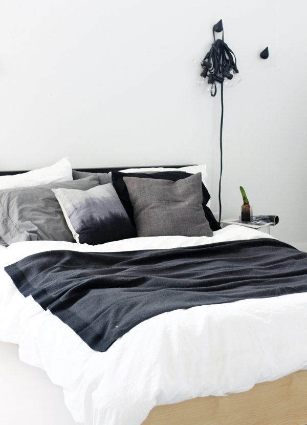 Kussentjes op bed  THESTYLEBOX